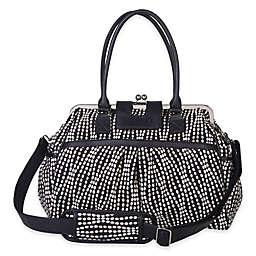 Waverly® Baby by Trend Lab® Strands Tuxedo Framed Diaper Bag