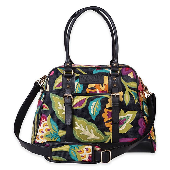 Alternate image 1 for Waverly Baby by Trend Lab® Katia Fiesta Carry-All Diaper Bag