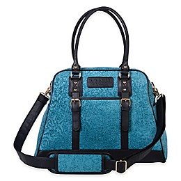 Waverly® Baby by Trend Lab® Stetson Lagoon Carry-All Diaper Bag