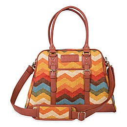 Waverly® Baby by Trend Lab® Panama Wave Adobe Carry-All Diaper Bag