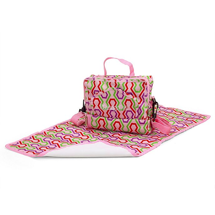 Alternate image 1 for ChangePal™ Diaper Bag Organizer in Pink