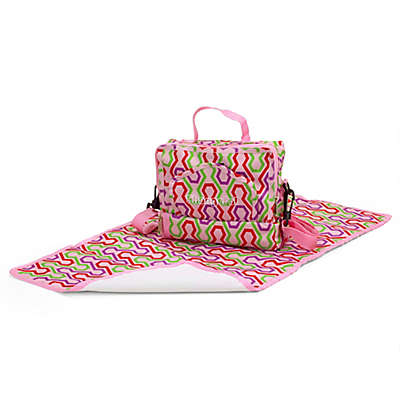 ChangePal™ Diaper Bag Organizer in Pink