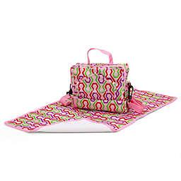 ChangePal™ Diaper Bag Organizer in Pink