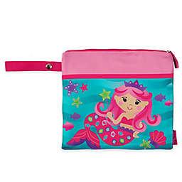 Stephen Joseph® Mermaid Wet/Dry Bag in Teal