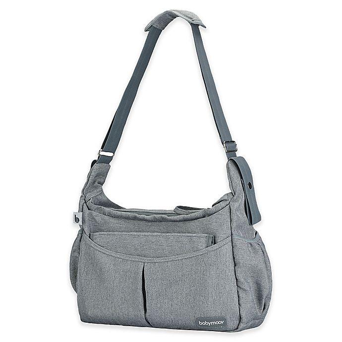 Alternate image 1 for babymoov® Urban Diaper Bag in Smokey
