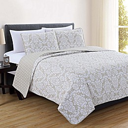 Great Bay Home Isabel 3-Piece Quilt Set