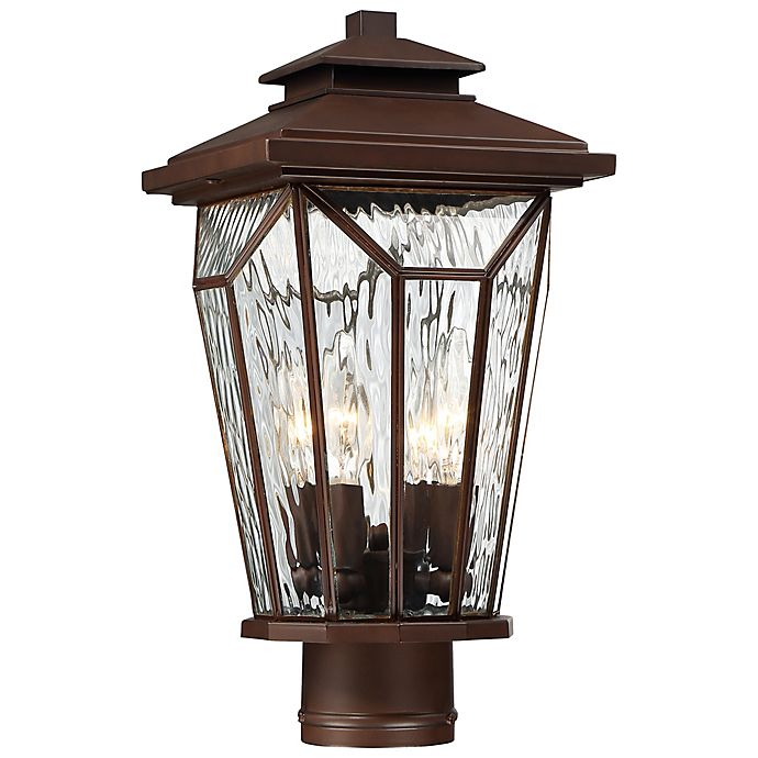 Hubbardton Forge Tourou: Buy Minka-Lavery® Satomi 4-Light Post-Mount Outdoor