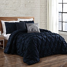 Brooklyn Loom Jackson Pleated Duvet Set