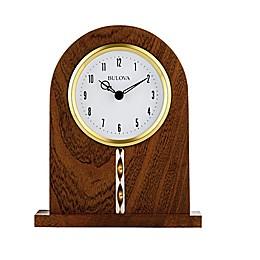 Bulova Hampton Table Clock