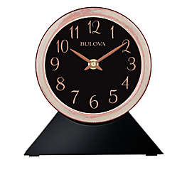 Bulova Port Jeff Wall/Desk Clock