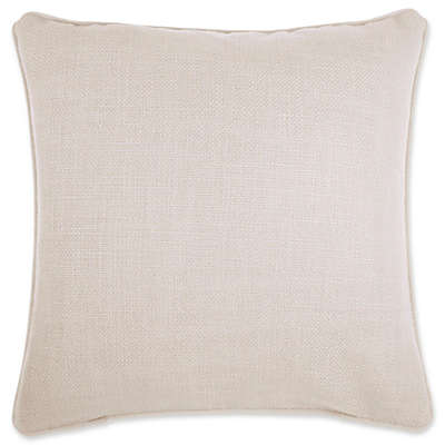 Make-Your-Own-Pillow Dana 20-Inch x 20-Inch Throw Pillow Cover
