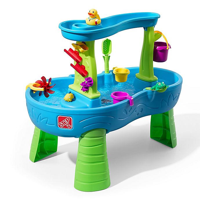 Alternate image 1 for Step2® Rain Showers Splash Pond Water Table