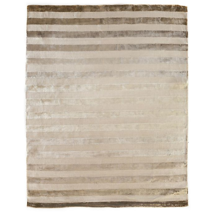 Alternate image 1 for Exquisite Rugs Rugby 8-Foot x 10-Foot Area Rug in Green