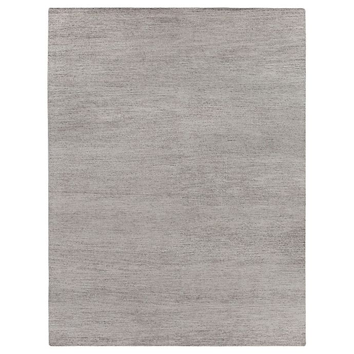 Alternate image 1 for Exquisite Rugs Perry 8-Foot x 10-Foot Area Rug in Smoke