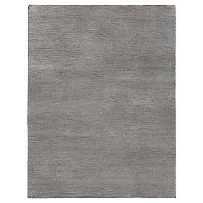 Exquisite Rugs Perry 8-Foot x 10-Foot Area Rug in Grey