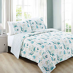 Great Bay Home Wetsands Reversible Quilt Set