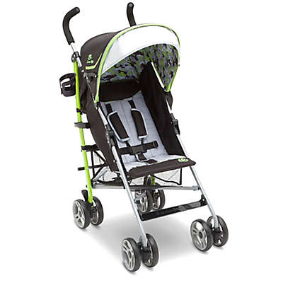 J is for Jeep Scout Lightweight Sport Stroller in Green