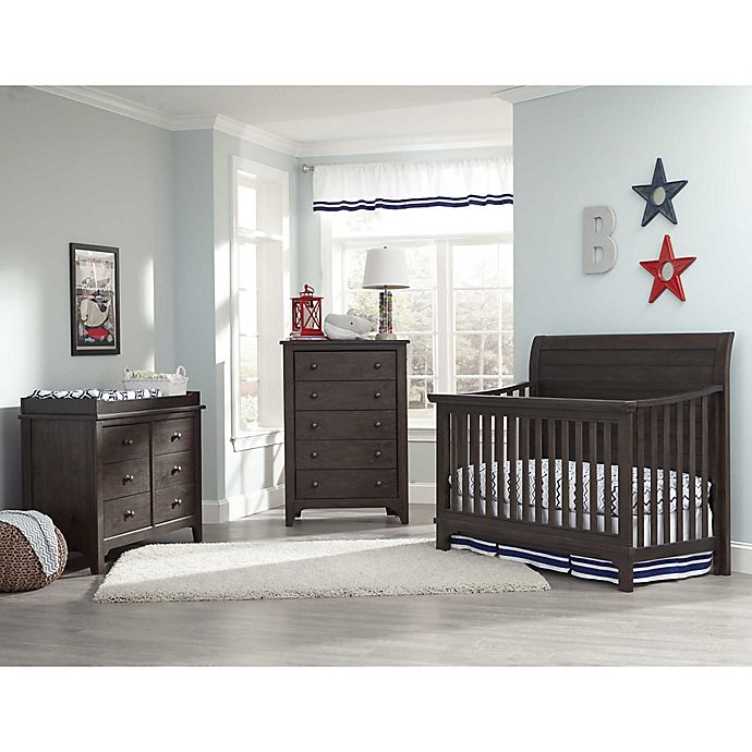 Westwood Design Taylor Crib Furniture Collection Bed
