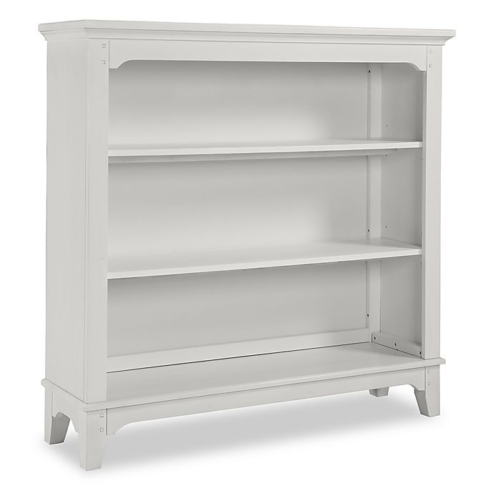 Alternate image 1 for Westwood Design Taylor Hutch/Bookcase in Seashell White