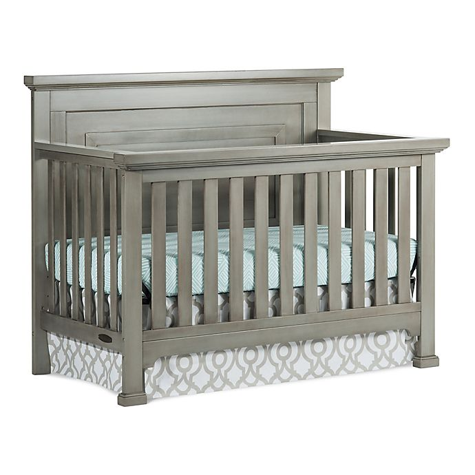 Alternate image 1 for Child Craft™ Roland 4-in-1 Convertible Crib in Mist