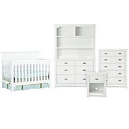 Child Craft™ Roland Nursery Furniture Collection in Matte White