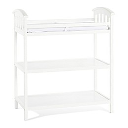 Child Craft™ Delaney Changing Table in Matte White