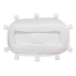 HALO® Bassinest® Newborn Cuddle Insert in White