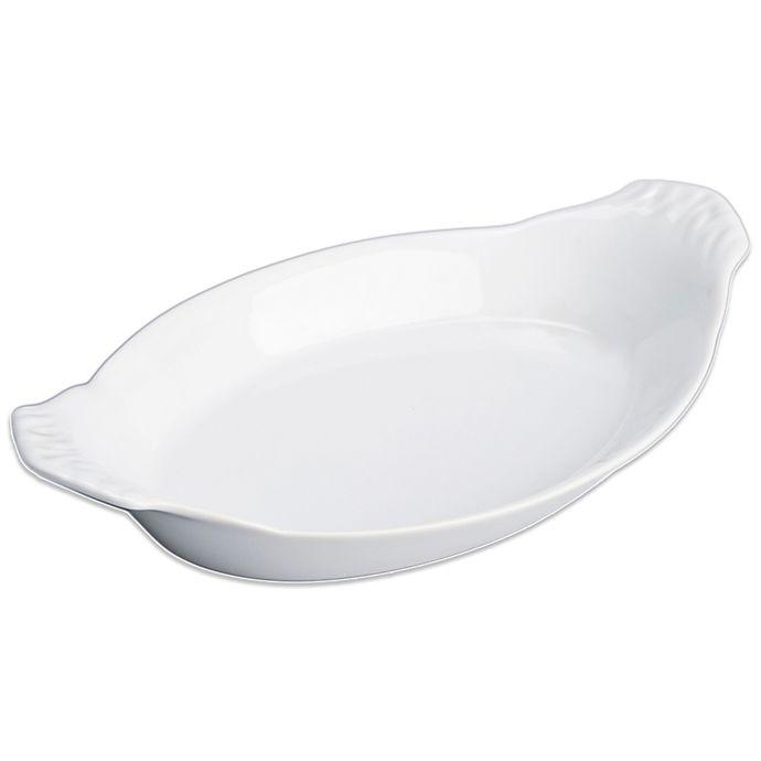 Alternate image 1 for BIA Cordon Bleu 8-Ounce Au Gratin Dish