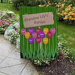 Grandma's Garden Flag