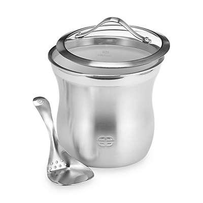 Calphalon® Barware 3.5 qt. 3-Piece Stainless Steel Ice Bucket Set