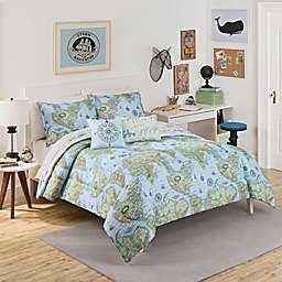 Waverly Kids Buon Viaggio Reversible Comforter Set
