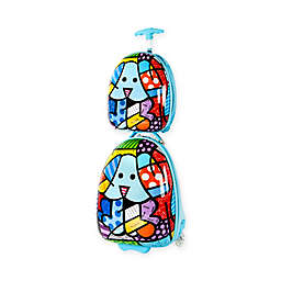 Heys® Britto™ 2-Piece Blue Dog Kids Luggage and Backpack Set