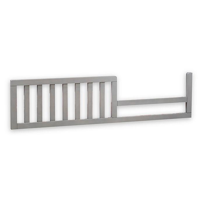 Alternate image 1 for Sorelle Toddler Rail Stone Gray