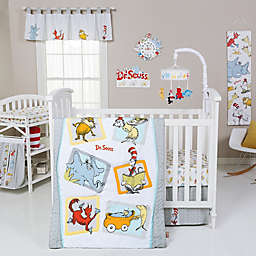 Trend Lab® Dr. Seuss™ Friends 5-Piece Crib Bedding Set