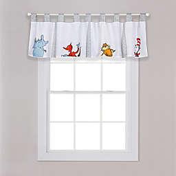 Trend Lab® Dr. Seuss™ Friends Tab-Top Window Valance