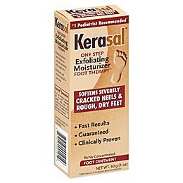 Kerasal® One Step 1 oz. Exfoliating Moisture Foot Ointment