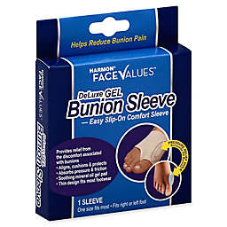 Harmon® Face Values® Deluxe Gel Bunion Sleeve