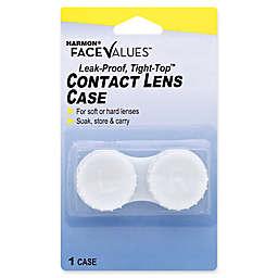 Harmon® Face Values® Leak-Proof Tight-Top Contact Lens Case