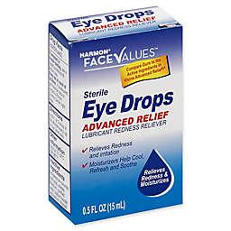 Harmon® Face Values® .5 fl. oz. Advanced Relief Eye Drops