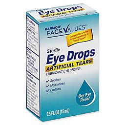 Harmon® Face Values® .5 fl. oz. Artificial Tears Eye Drops