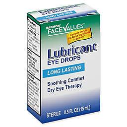 Harmon® Face Values® .5 fl. oz. Lubricant Eye Drops