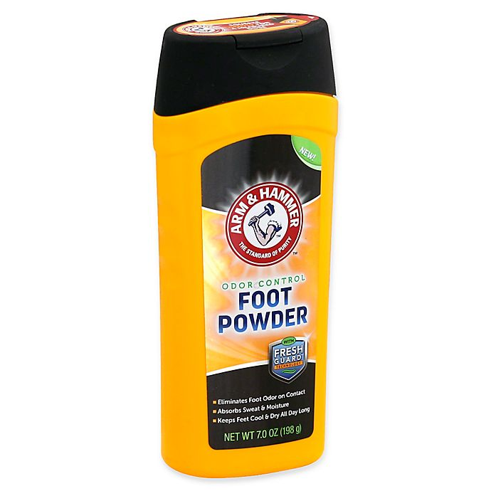 Alternate image 1 for Arm & Hammer™ Odor Control 7 oz. Foot Powder