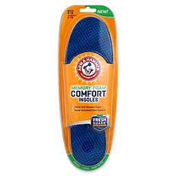 Arm & Hammer™ Unisex Trim-to-Fit Memory Foam Comfort Insoles