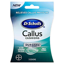 Dr. Scholl's® 5-Count Callus Cushions with Duragel Technology™