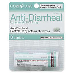 Core Values 8-Count Anti-Diarrheal 2 mg Caplets