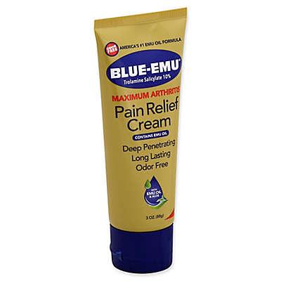 Blue-Emu 3 oz. Maximum Arthritis Pain Relief Cream