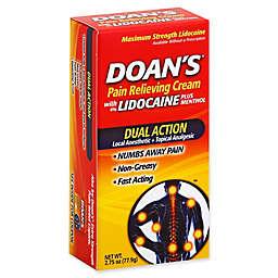 Doan's® 2.75 oz. Dual Action Maximum Strength Pain Relieving Cream