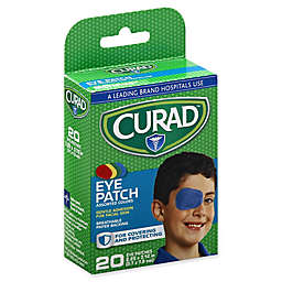 Curad® 20-Count Eye Patch