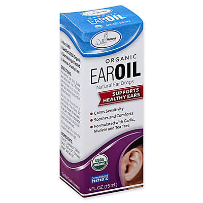 Wally's Natural .5 fl. oz. Organic Ear Oil