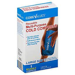 Core Values™ Large Multi-Purpose Reusable Cold Therapy Compress